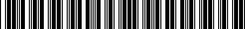 Barcode for 22162-1N511