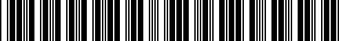 Barcode for 999F3-U4500