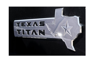 Texas Titan Badge image